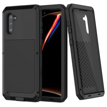 Ударопрочный чехол Lunatik Taktik Extreme Black для Samsung Galaxy Note 10