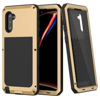Ударопрочный чехол Lunatik Taktik Extreme Gold для Samsung Galaxy Note 10