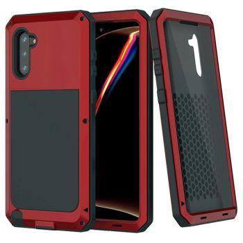Ударопрочный чехол Lunatik Taktik Extreme Red для Samsung Galaxy Note 10