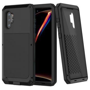 Ударопрочный чехол Lunatik Taktik Extreme Black для Samsung Galaxy Note 10+