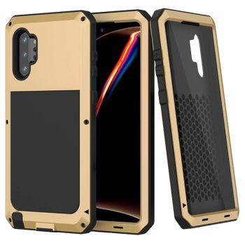 Ударопрочный чехол Lunatik Taktik Extreme Gold для Samsung Galaxy Note 10+