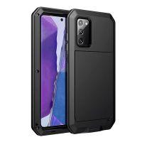 Чехол Lunatik Taktik Extreme для Samsung Galaxy Note 20 Jet Black черный