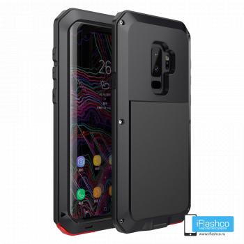 Чехол Lunatik Taktik Extreme для Samsung Galaxy S9+ Black черный