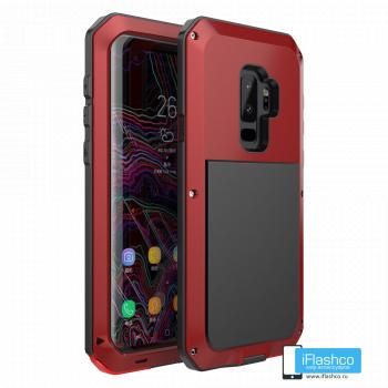 Чехол Lunatik Taktik Extreme для Samsung Galaxy S9+ Red красный