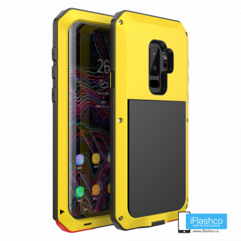 Чехол Lunatik Taktik Extreme для Samsung Galaxy S9+ Yellow желтый