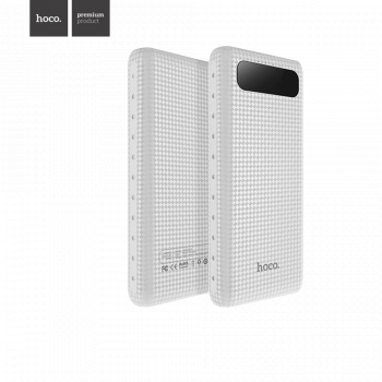 Аккумулятор Powerbank Hoco B20 20000mAh White