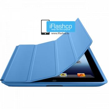 Apple Smart Case для iPad 2 / New / 4 голубой