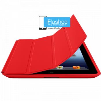 Apple Smart Case для iPad 2 / New / 4 красный