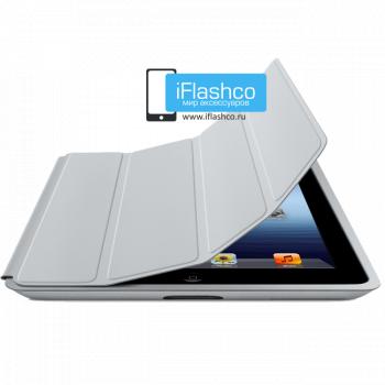Apple Smart Case для iPad 2 / New / 4 светло-серый