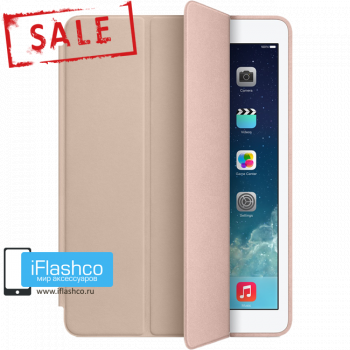 Apple Smart Case для iPad Air 2 бежевый