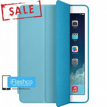 Apple Smart Case для iPad Air 2 голубой