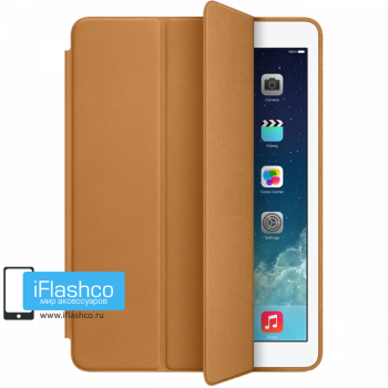 Apple Smart Case для iPad Air 2 коричневый