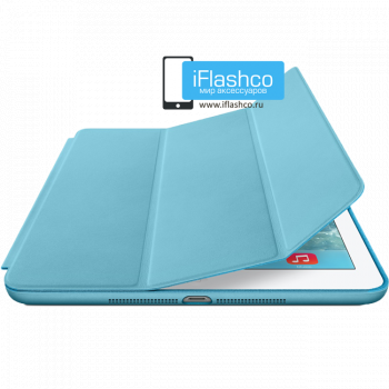 "Apple Smart Case для iPad Pro 12.9"" голубой"