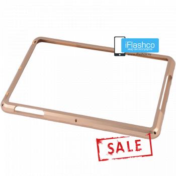 Бампер металлический для iPad mini 1 / 2 / 3 желтый