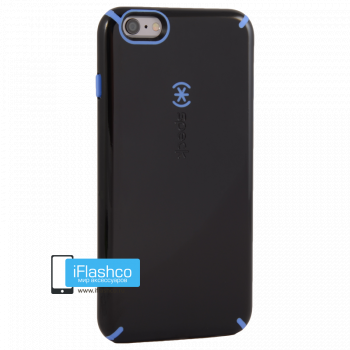 CandyShell для iPhone 6 Plus / 6s Plus черный / голубой