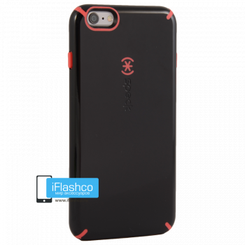 CandyShell для iPhone 6 Plus / 6s Plus черный / красный