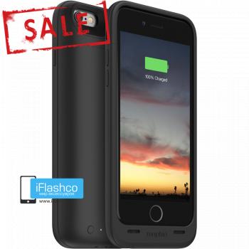 Чехол-аккумулятор Mophie Juice Pack Air Black для iPhone 6 / 6s черный