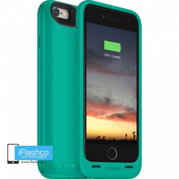 Чехол-аккумулятор Mophie Juice Pack Air Green Spectrum для iPhone 6 / 6s зеленый