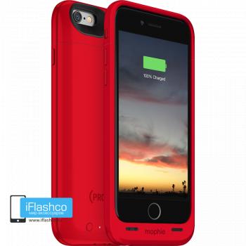 Чехол-аккумулятор Mophie Juice Pack Air PRODUCT (RED) для iPhone 6 / 6s красный