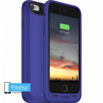 Чехол-аккумулятор Mophie Juice Pack Air Purple Spectrum для iPhone 6 / 6s фиолетовый