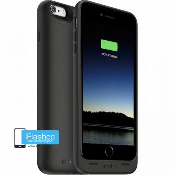 Чехол-аккумулятор Mophie Juice Pack Black для iPhone 6 Plus / 6s Plus черный