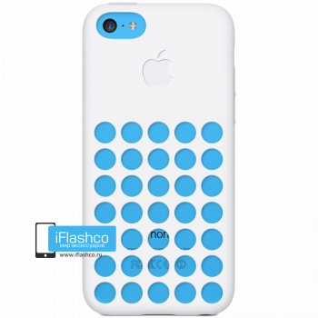 Чехол Apple Case для iPhone 5C белый