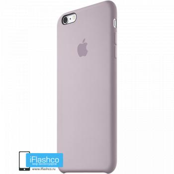 Чехол Apple Silicone Case для iPhone 6 / 6s Lavender