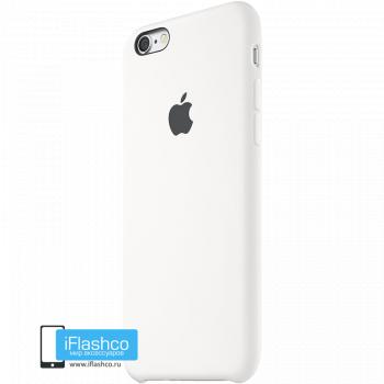 Чехол Apple Silicone Case для iPhone 6 / 6s White
