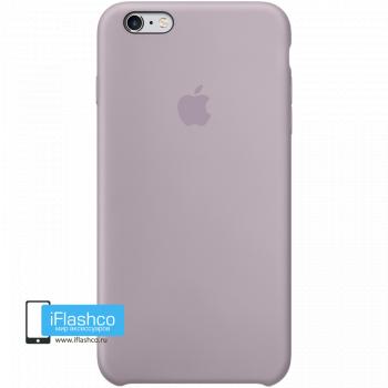 Чехол Apple Silicone Case для iPhone 6 Plus / 6s Plus Lavender