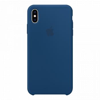 Силиконовый чехол для iPhone XS Max Blue Horizon