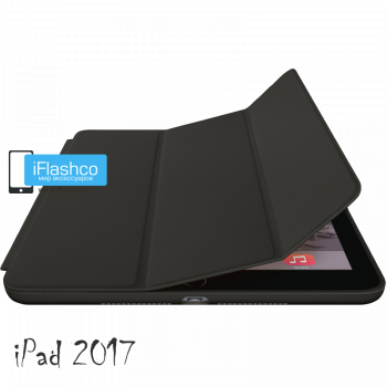 Чехол Apple Smart Case для iPad New 2017 - 2018 (5th - 6th Gen) Black