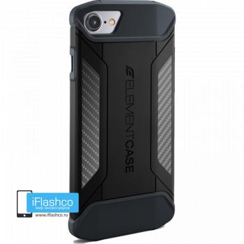 Чехол Element Case CFX Black для iPhone 7/8/SE черный