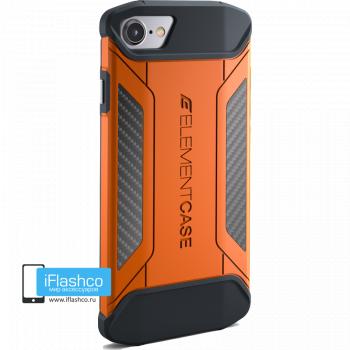 Чехол Element Case CFX Orange для iPhone 7/8/SE оранжевый