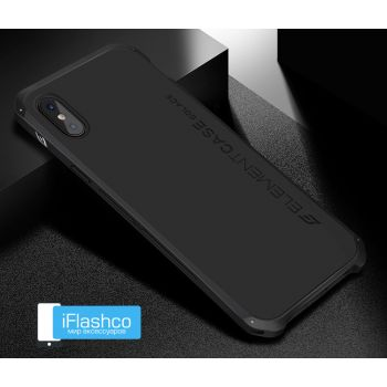 Чехол Element Case Solace Black для iPhone X/Xs