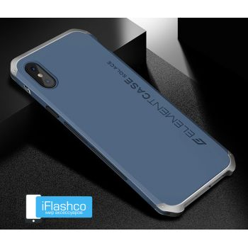 Чехол Element Case Solace Blue для iPhone X/Xs