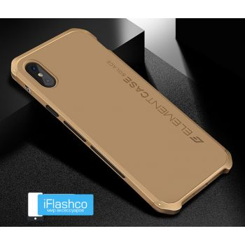 Чехол Element Case Solace Gold для iPhone X/Xs