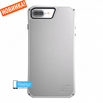 Чехол Element Case Solace LX для iPhone 7 Plus / 8 Plus White белый