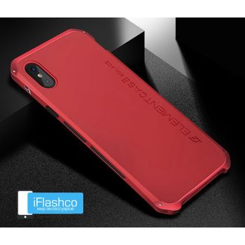 Чехол Element Case Solace Red для iPhone X/Xs