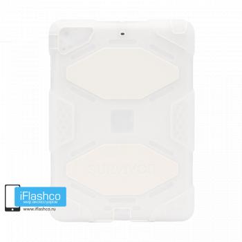 Чехол Griffin Survivor All-Terrain для iPad Air белый прозрачный