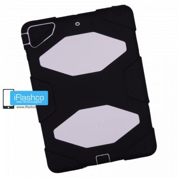 Чехол Griffin Survivor All-Terrain для iPad Air черный с белым
