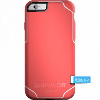 Чехол Griffin Survivor Strong для iPhone 6 Plus / 6s Plus розовый