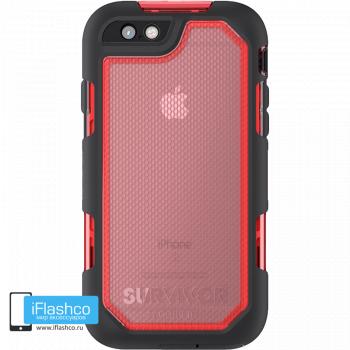 Чехол Griffin Survivor Summit (Extreme) для iPhone 6 Plus / 6s Plus красный