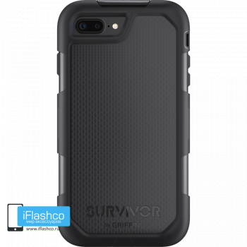 Чехол Griffin Survivor Summit (Extreme) для iPhone 7 Plus / 8 Plus черный