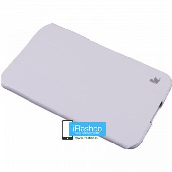 """Чехол Jisoncase для Galaxy Tab 3 8"""" белый"""