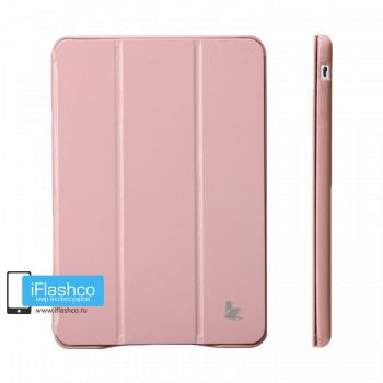 Чехол Jisoncase для iPad mini 1 / 2 / 3 розовый