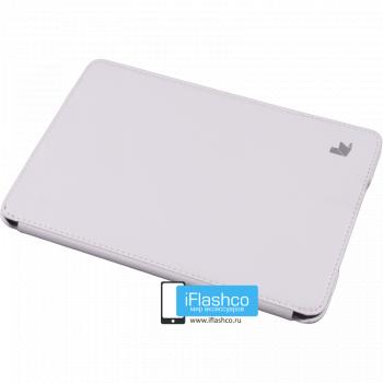 Чехол Jisoncase PU для iPad mini 1 / 2 / 3 белый