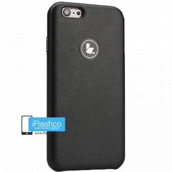 Чехол Jisoncase Slim Fit для iPhone 6 черный