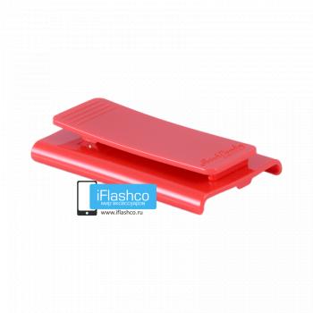 Чехол-клипса для iPod nano 7 красная