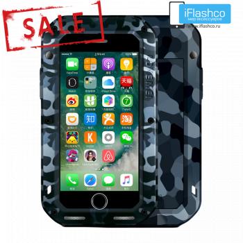 Чехол Love Mei Camo Series City для iPhone 7 Plus / 8 Plus