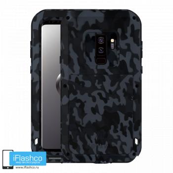 Чехол Love Mei Camo Series City для Samsung Galaxy S9